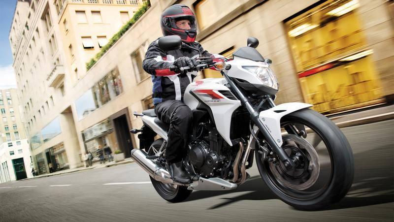 2013 Honda CB 500