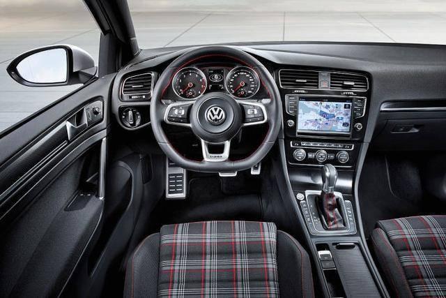 Golf GTI 2014 Intérieur