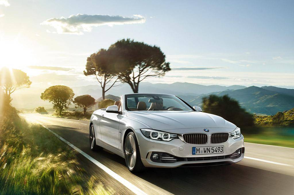 BMW Serie 4 Cabriolet Avant