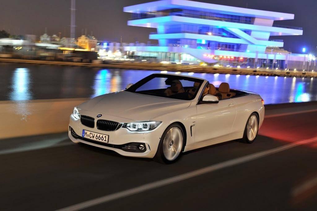 Les nouvelles BMW Serie 4 Coupé et Cabriolet