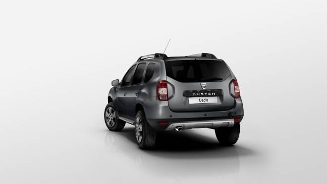 Dacia Duster 2014 Arrière