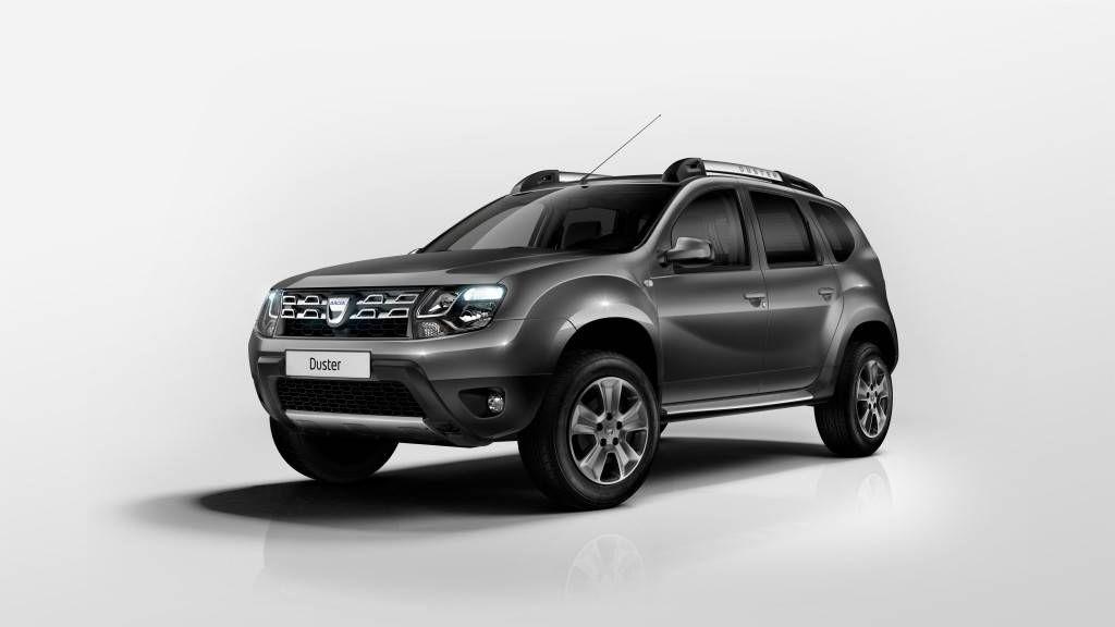 Lifting pour le Dacia Duster 2014