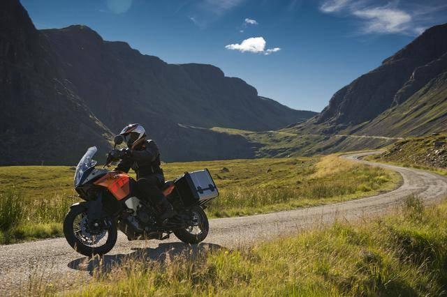 KTM 2013 : Prêt pour l'aDventure ?