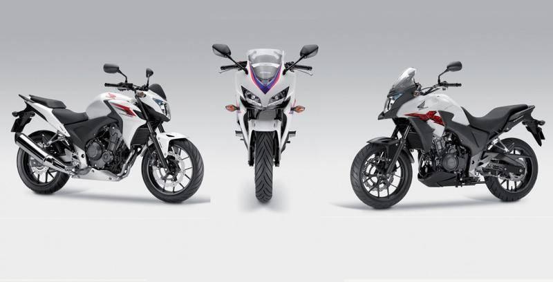 Honda 500 CB 2013