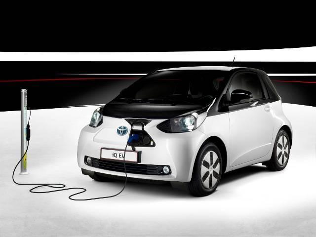 Toyota iQ Electrique